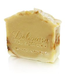 Made completely free of palm oil, this artisan handcrafted cold process soap provides a luscious lather while leaving skin feeling moisturized. Full of raw butters and oils, the long lasting and delectably scented soap is truly a luxurious treat for the hands and body. This product is: • 100% Natural • Vegan • Cruelty Free • Made with certified organic ingredients • Handcrafted in Ca  This product DOES NOT contain: palm oil, fragrances, SLS, synthetic dyes, animal products, synthetic…
