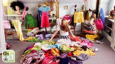 8 Formas de cómo organizar tu armario. Dile adiós al caos con estos tips...
