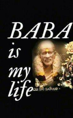 Sai baba. Sai Baba Pictures, God Pictures, Shirdi Sai Baba Wallpapers, Sai Baba Hd Wallpaper, Sai Baba Quotes, Sathya Sai Baba, Jai Hanuman, Baba Image, Alphabet Wallpaper