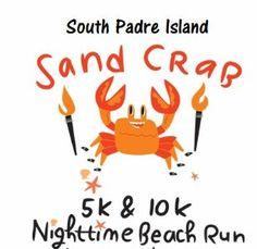 South Padre Island Sand Crab 5K & 10K Night Beach Run