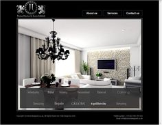 interior design websites for home - 1000+ images about website designs on Pinterest Interior design ...