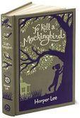 To Kill a Mockingbird (Barnes & Noble Leatherbound Classics) ~ #Bookworm #Hardcover #Books