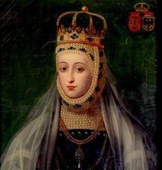 Barbara Radzivił. Барбара Радзівіл (Łańcut, XIX).jpg