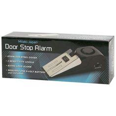 Mitaki-Japan® Door Stop Alarm-Portable-Extra Loud Alarm