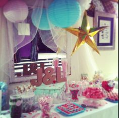 Wedding #candy buffet!!