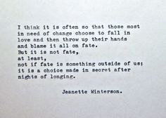 jeanette winterson - sexing the cherry