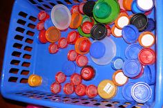 What Would You Do With It? Wednesdays # 5 Plastic Bottle Lids