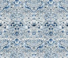 William Morris - Spoonflower