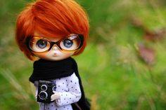 Love Her Glasses...♥