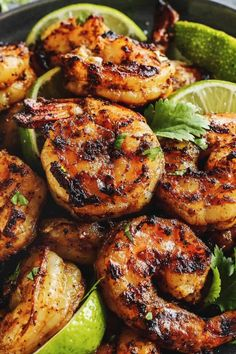 Margarita Grilled Shrimp Skewers are loaded with flavor & charred to perfection. An easy grilled shrimp recipe that'll be the star of your summer grilling! Grilled Shrimp Seasoning, Easy Grilled Shrimp Recipes, Grilled Shrimp Skewers, Grilled Seafood, Seafood Recipes, Grilling Shrimp, Dinner Recipes, Shrimp Boil Foil, Skewer Recipes
