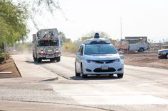 Waymo's self-driving car fleet clips 4-million mile mark, set to kick off self-driving taxi service  ||  Four million miles down, unlimited potential to go. Waymo's fleet of self-driving cars has officially reached the four-million-mile mark in about eight years of total operation. And in the coming months, the company will launch a self-driving taxi…