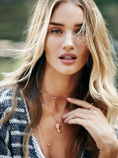 Rosie Huntington-Whiteley Paige Denim 2015 Spring Campain