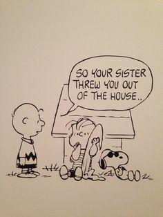 Poor Linus