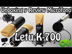 Letu k-700 Micrófono de Condensador Profesional Jack 3,5mm Test Unboxing Review Condenser Mic - http://yoamoayoutube.com/blog/letu-k-700-microfono-de-condensador-profesional-jack-35mm-test-unboxing-review-condenser-mic/