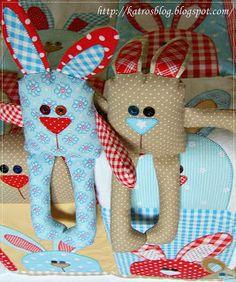 bunny stuffie