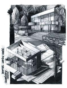 Shamberg House by KreDy.deviantart.com on @deviantART