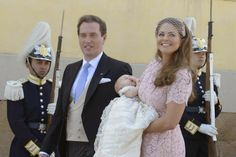 MYROYALS &HOLLYWOOD FASHİON - Christening of Princess Leonore at Drottningholm Palace Chapel in Stockholm.
