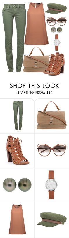 """""""Untitled #1375"""" by gallant81 ❤ liked on Polyvore featuring True Religion, Zanellato, Sonia Rykiel, Valentin Magro, Skagen, Theory and Brixton"""