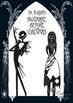 nightmare before christmas wedding invitations - Google Search