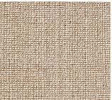 Chunky Wool & Boucle-Woven Jute Rug Swatch, Natural