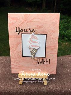 Summer Time Stamp It Blog Hop – Teresa's Stampin' Spot