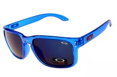 Oakley Holbrook sunglasses clear blue / black iridium - Up to 86% off Oakley sunglasses for sale online, Global express delivery and FREE returns on all orders. #Oakley #sunglasses #cheapoakleysunglasses #mensunglasses #womensunglasses #fakeoakeysunglasses