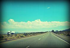I-40, California