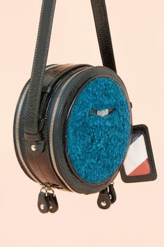 Carven Round Shoulder Bag Women Just In Carven | Nuji