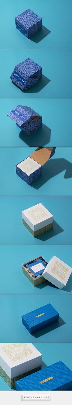 Birchbox Limited Edition Holiday Boxes / Mary Rabun