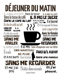 Le déjeuner du matin, Prévert   POURQUOI PAS... EN FRANÇAIS ?   Scoop.it