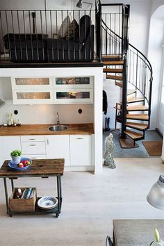 Modern loft space to make your apartment feel bigger (27)