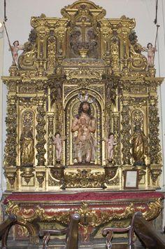 Templos Religiosos Españoles :: Hospital De La Caridad De Sevilla