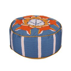 Discover the Orwell and Goode Fox Pouf - Coloured at Amara