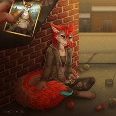 Fading Memories - By SootSprite by Darkflame-wolf