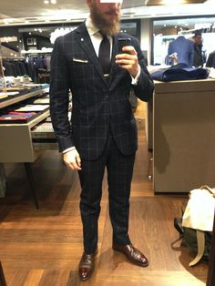 trashness // men's fashion blog - one hell of a suit