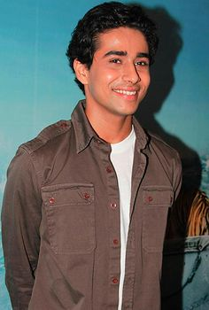 Suraj Sharma talks of working in Ang Lee's Life of Pi!