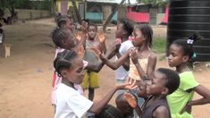 Three African Clapping Games from Liberia - Africa Heartwood Project The third game is a growing pattern.