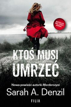 Ktoś musi umrzeć - Sarah A. Trauma, Books, Movies, Movie Posters, Libros, Films, Book, Film Poster, Cinema
