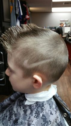 #shark #haircut #design #tattoo