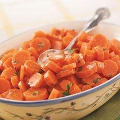 Glazed Orange Carrots this is so good, one of my fav side dishes