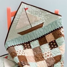 Anchors A Weigh quilt