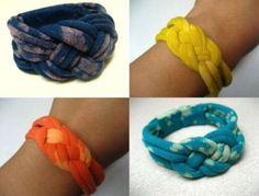 Jersey bracelets