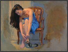 Эдвард Дж. Рид (Edward J. Reed), больше известный как Тед, талантливый современный художник в прошлом юрист и литературовед, Painting People, Love Painting, Figure Painting, Canadian Painters, Italian Painters, Classical Realism, Angel Sculpture, Beauty In Art, Art Deco Posters