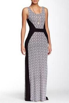 Lamic Maxi Dress