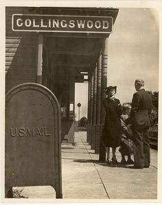 Collingswood Train Station