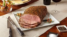 how to cook a strip loin roast in the oven