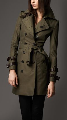 burberry trench details - Google Search