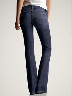 1969 sexy boot jeans low rise boot cut jean gap $59.50