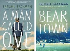 Check out these new book club book ideas based on classic book club books. Includes A Man Called Ove and Beartown by Fredrik Backman.