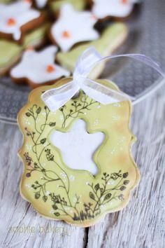 Galletas Halloween. Halloween decorated cookies